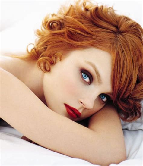 Blue Eyes Red Lips Red Hair Ivory Skinred Hair Haircolor Makeup Red Lips Blue Eye Redheads