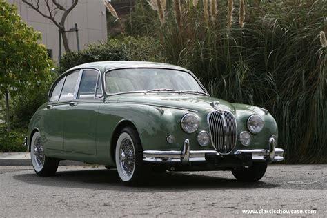 1961 Jaguar Mark II 3.8 Sedan by Classic Showcase