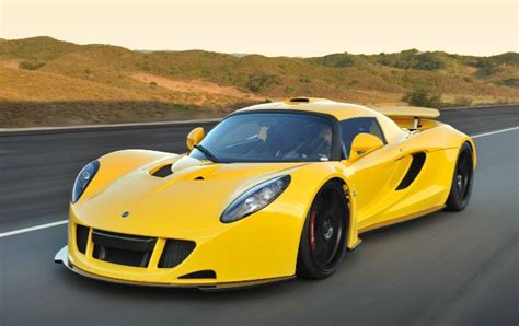 Top 10 Fastest Supercars In The World 2017