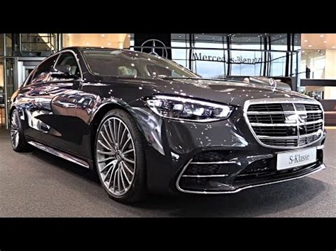 25 september at 05:50 ·. 2021 NEW Mercedes S Class AMG - MBUX FULL REVIEW Interior Exterior SOUND
