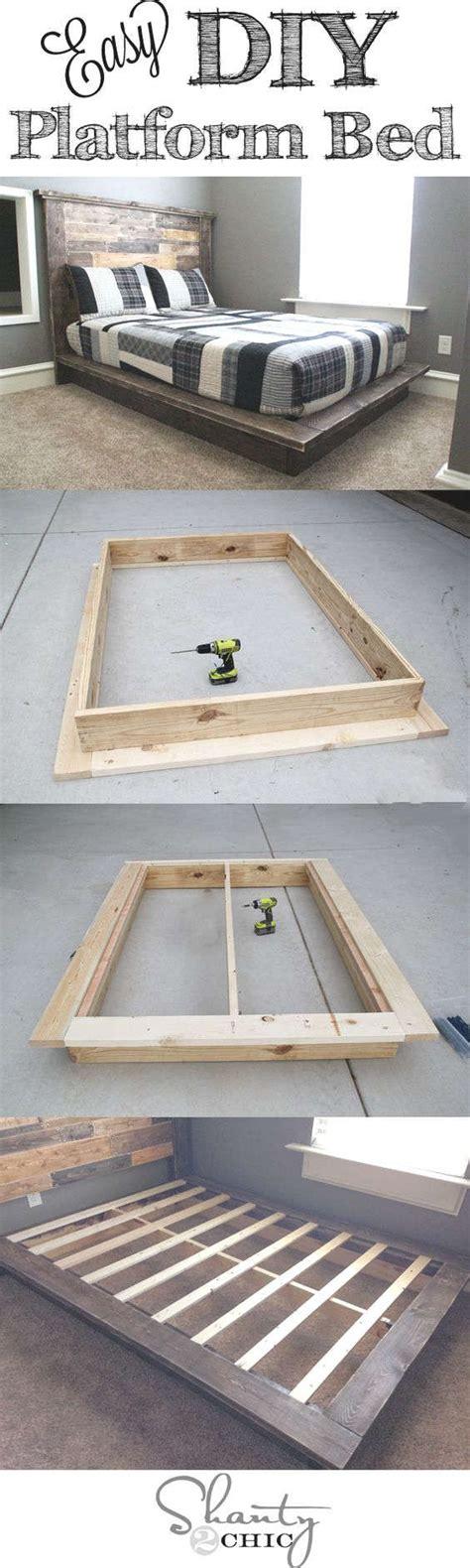 décoration chambre bébé garçon faire soi même 17 meilleures idées à propos de construire un lit sur