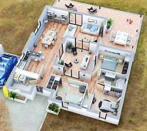 les 25 meilleures idees de la categorie maison sims sur With faire plan maison 3d 8 maison architecte top maison