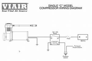 Viair 100c Compressor Train Horns  Motorcycle  Air