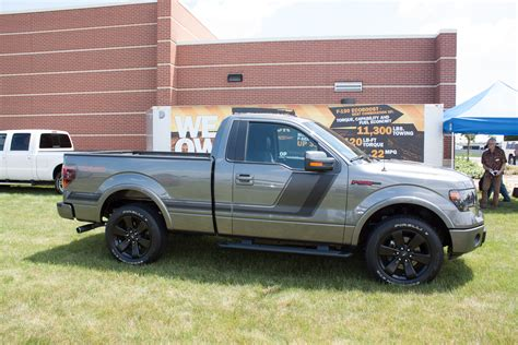 Ford Introduces F-150 Tremor During 2014 Model Preview In