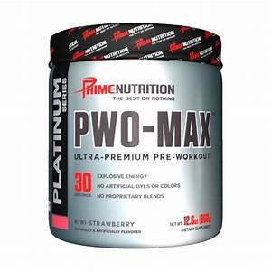 Top Best Pre Workout For Stimulant Junkies