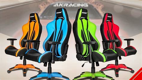 akracing premium plus series gaming chair review