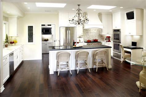 Delightful Black And White Kitchen Ideas Also Dark Brown