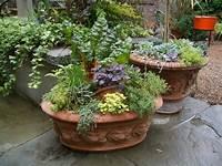 potted herb garden creative garden pot ideas | http://lomets.com