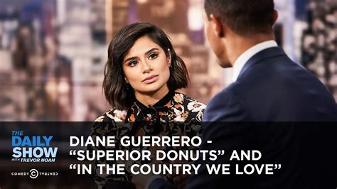 diane guerrero in the country we love diane guerrero quot superior donuts quot and quot in the country we