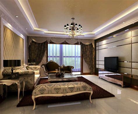 23 Fabulous Luxurious Living Room Design Ideas