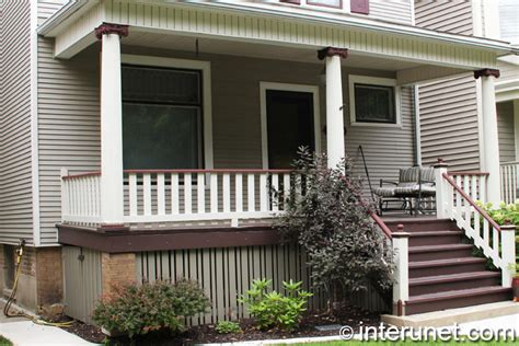 covered front porch wooden porch step designs studio design gallery