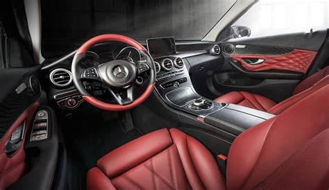 mercedes  class interior package  carlex