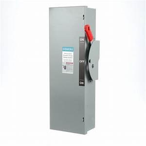 Siemens 30 Amp 3