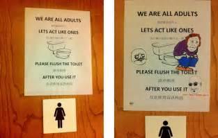 bathroom decor ideas for small bathrooms humorous bathroom etiquette signs bathroom design 2017