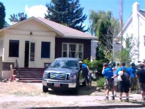 extreme makeover home edition demo pocatello id youtube