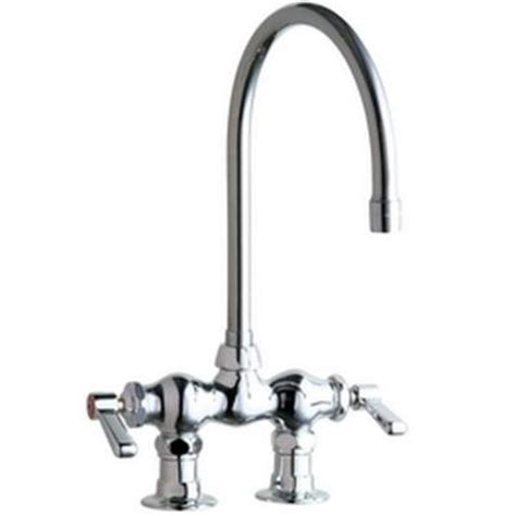 chicago kitchen faucet chicago faucets 2 handle kitchen faucet in chrome with 8