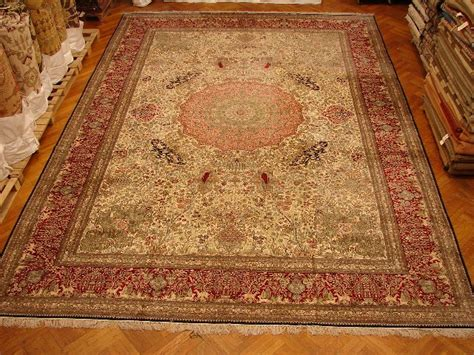Mansion Rugs by 14x20 Mansion Large Silk Rug New Handmade Pictorial