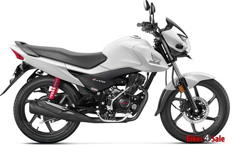 buy motocross bike white colour honda livo 110 motorcycle picture gallery