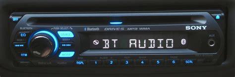 file sony mex bt2500 xplod bluetooth stereo head unit