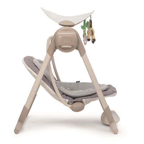 sdraietta polly swing chicco chicco polly swing 2015 grey buy at kidsroom brand