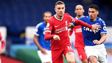 Liverpool Draws Everton 2-2 In Derby - Last Minute Goal ...