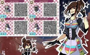 Acnl Halloween Qr Codes by Galactica Acnl Qr Code By Agentcharles On Deviantart