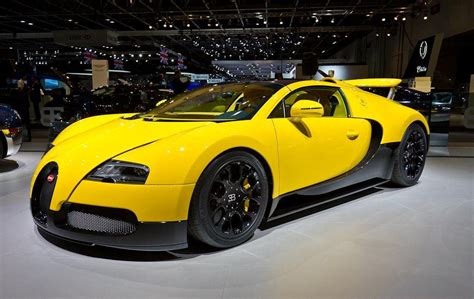yellow bugatti bugatti brings 3 special editions to dubai show