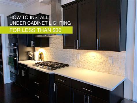 diy  cabinet lighting drawbuildplay