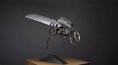 Kinetic Sculpture Bob Sculptures Potts Machines Fantastic