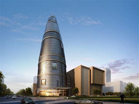 Top Floor by Wulumuqi Media Center