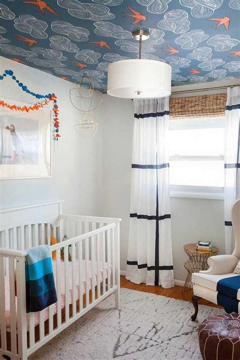 idee peinture chambre bebe garcon id 233 e peinture vive et 15 suggestions pour l