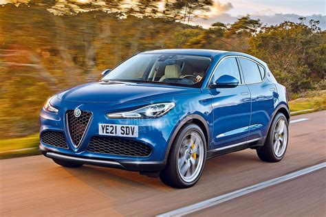 Alfa Romeo Suv by New Alfa Romeo Baby Suv To Lead Brand S New Model Boom