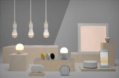 ikea smart light alexa ikea s smart home products will be compatible with alexa