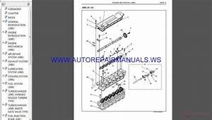 Hino Truck Engine J08e-ti Service Manual