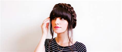 27 Cute Medium Length Hairstyles With Bangs