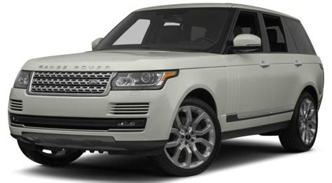 Land Rover Range Rover Lease Deals And Special Offers