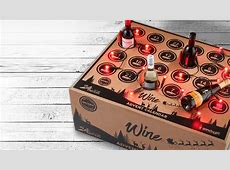 A Wine Drinker's Holiday Delight Wine Advent Cale