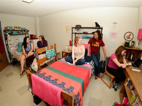 room selection austin college