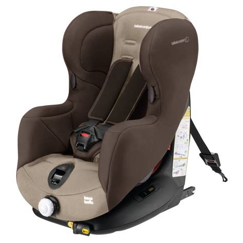 siege auto 4ans siège auto iséos isofix walnut brown bébé confort outlet
