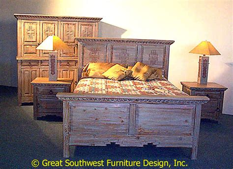 Southwestern Bedroom Furniture by Southwestern Furniture Mission Bedroom Furniture Collection
