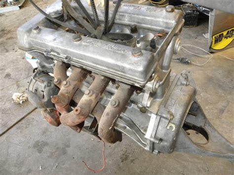 Alfa Romeo Giulietta 1600 Engine Ar01600 For Sale