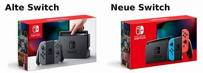 Switch Nintendo Version Modell Hac Giga Vergleich
