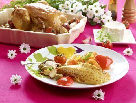 cuisiner le coq recette de poulet rôti pleine saveur de ma maman maître coq
