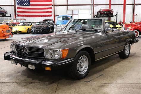 Mercedes benz change make 380 sl change model. 1985 Mercedes-Benz 380SL for sale #99163 | MCG