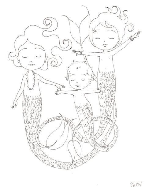 mermaid slovly