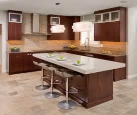 bar island for kitchen contemporary kitchen design with functional brown kitchen