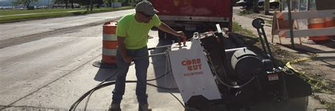 Slab Sawing   Precision Concrete Cutting