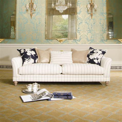 Tetrad Upholstery Gatsby Grand Sofa In Ralph Lauren