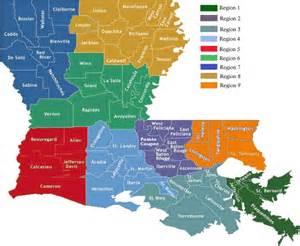 Louisiana Medicaid Regions