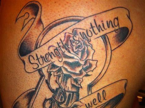 40 Awesome Strength Tattoos